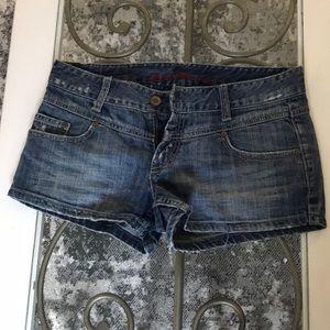 4/$25 Jean shorts